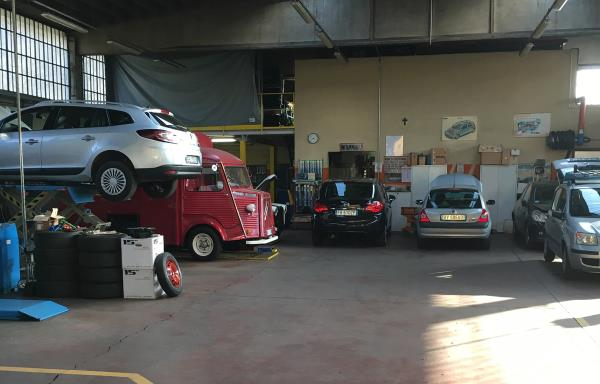 Meccanica Autofficina Pagani a Oltrona Di San Mamette Como