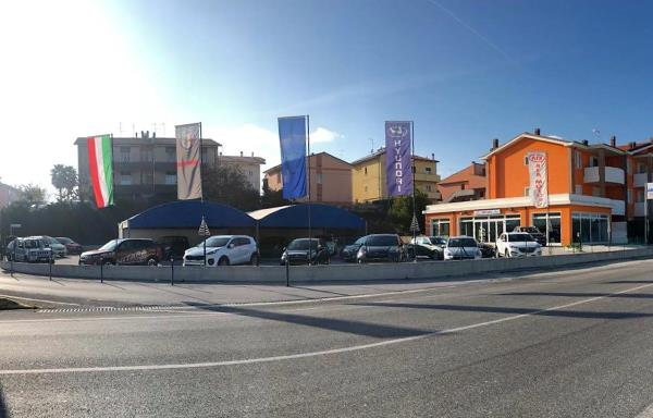 Fiat Goffi Auto a Senigallia Ancona