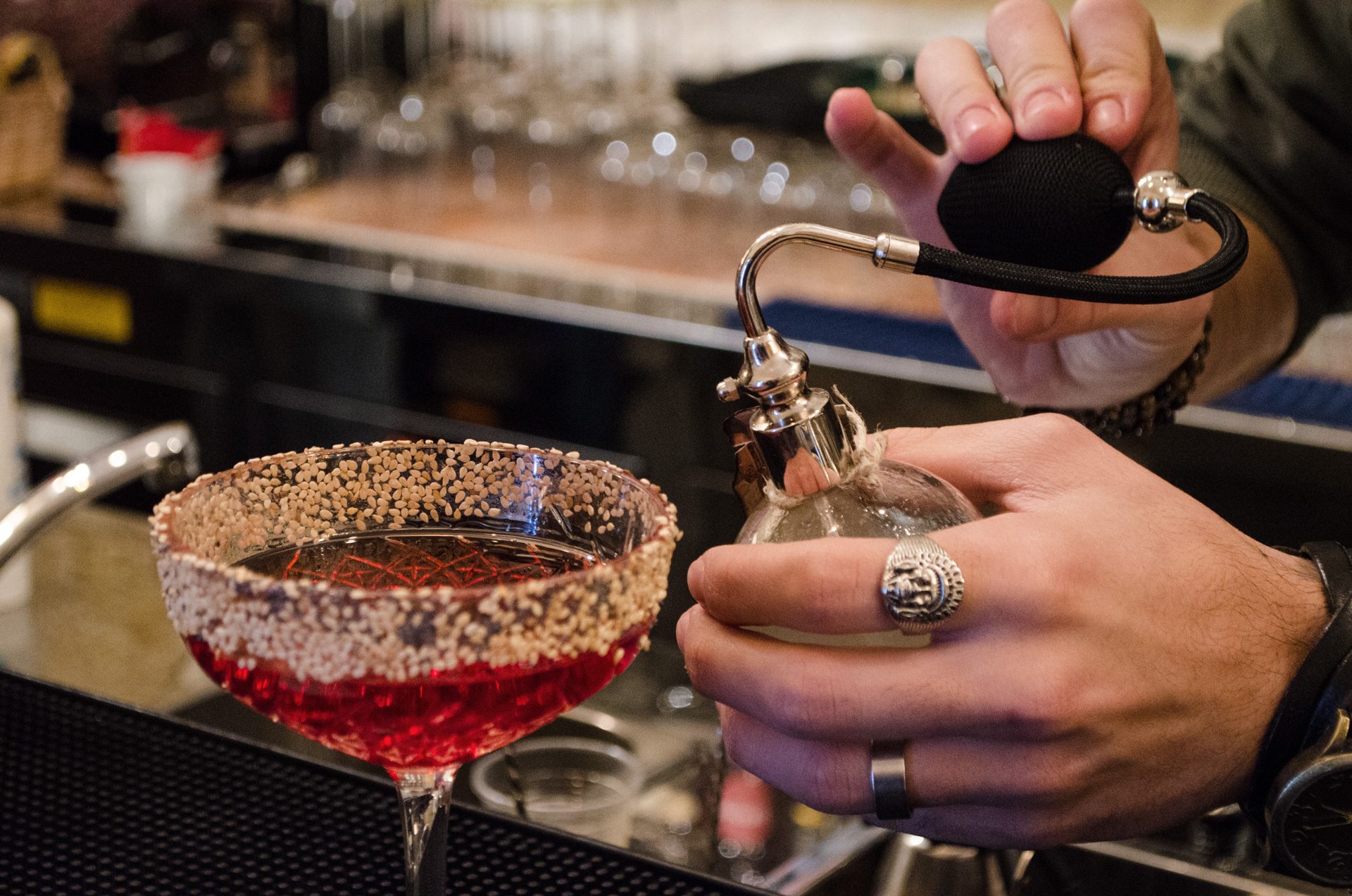 Triquetra - Drinkeria