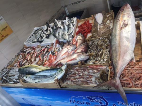 pesce fresco pescheria mare azzurero alcamo
