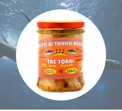 prodotti di tonno