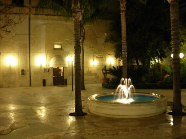 Giardino a Villa Della Monica Lecce