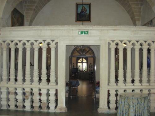 Ingresso Locale Villa Della Monica a Lecce