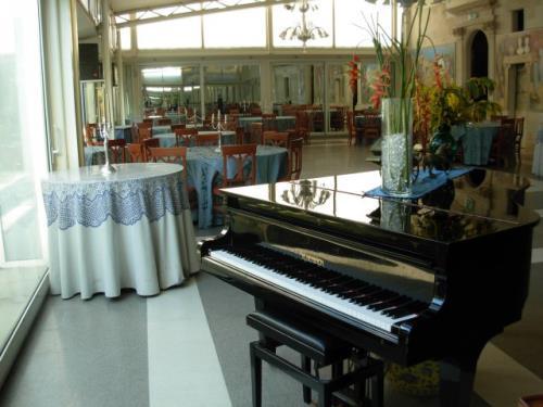 Pianoforte a Villa Della Monica Lecce