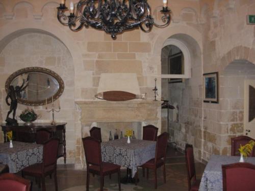 Saletta a Villa Della Monica Lecce