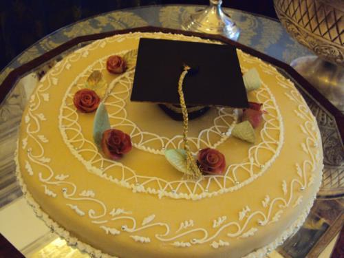Torta Laurea a Villa Della Monica Lecce