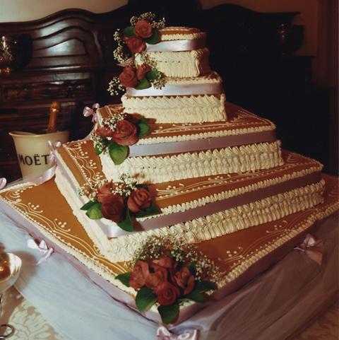 Torta Nuziale a Villa Della Monica Lecce