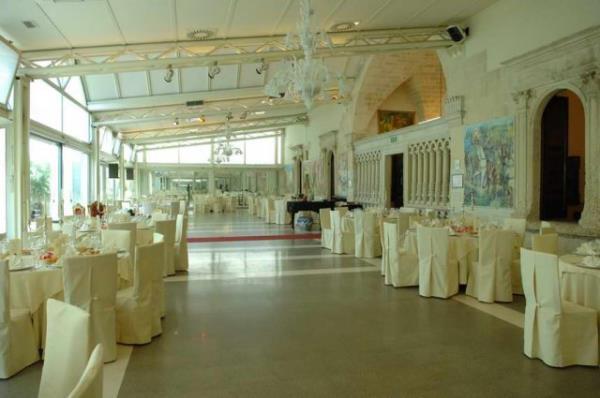 Sala Ricevimenti a Villa Della Monica Lecce