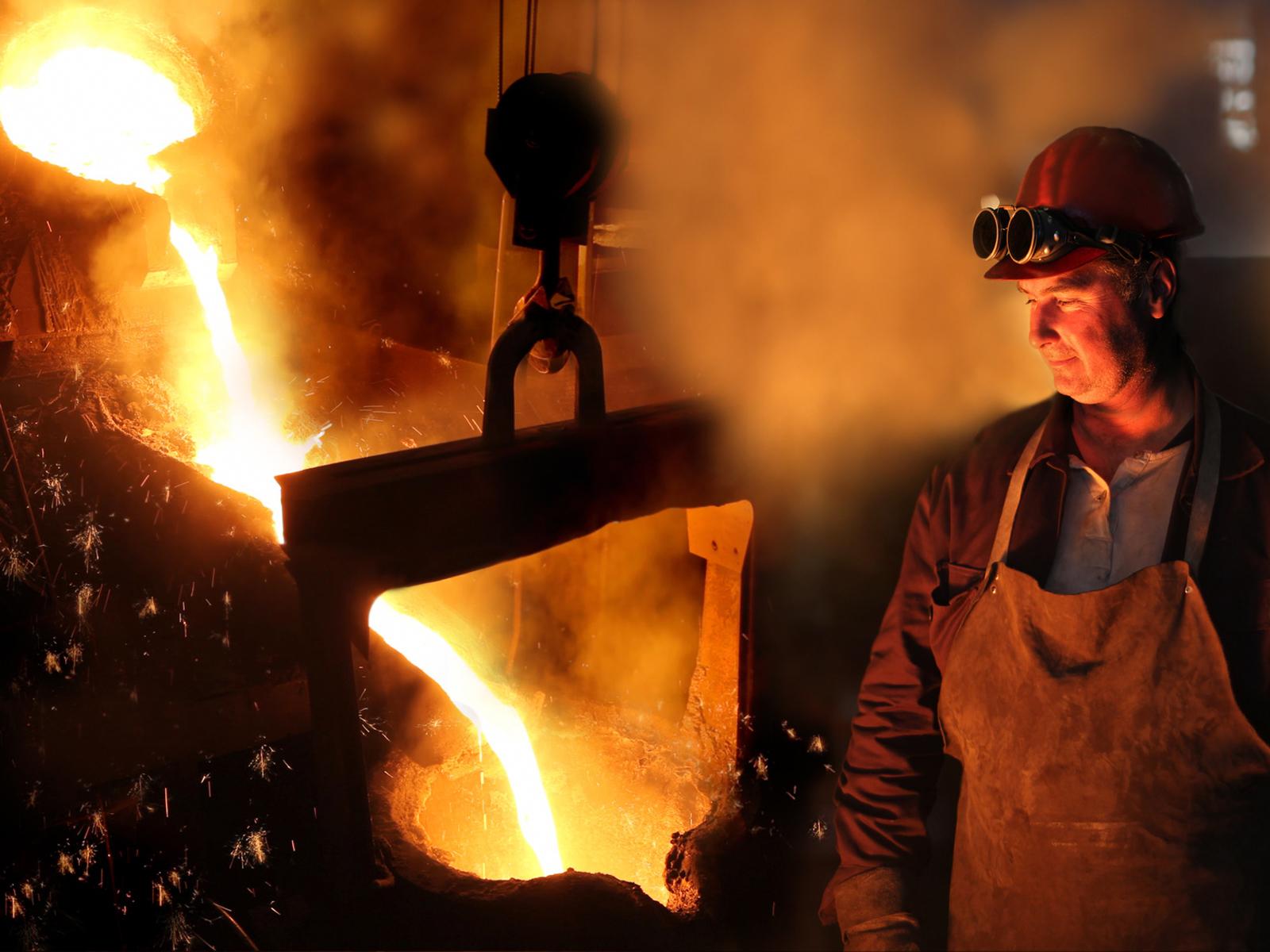 stampaggio acciaio a caldo brescia
