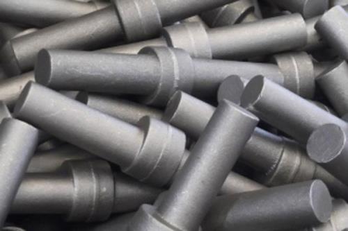 produzione alberi in acciaio