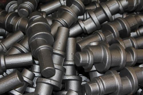 produzione alberi eccentrici per pompe in acciaio