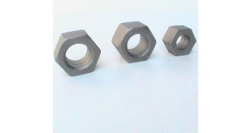 hexagonal steel nuts
