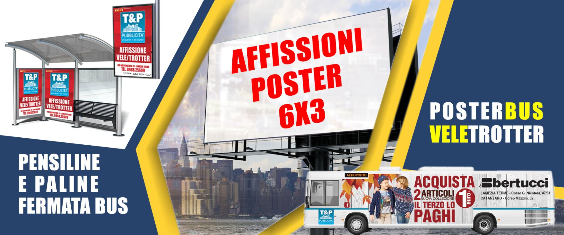affissioni poster catanzaro
