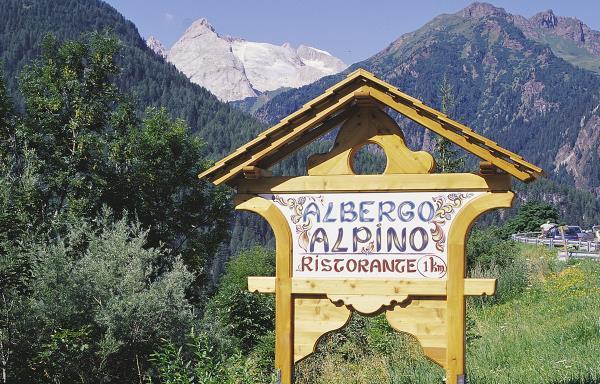Albergo Alpino a Livinallongo del Col di Lana Belluno
