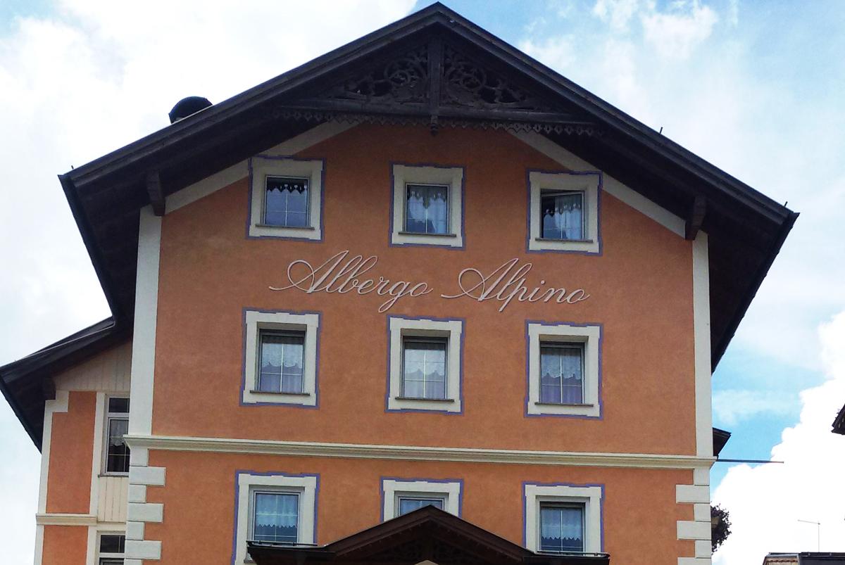 Servizi Albergo Alpino a Livinallongo del Col di Lana Belluno