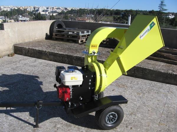 Macchine e macchinari per l'agricoltura
