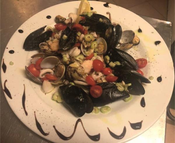 ristorante di pesce Lerici La Spezia