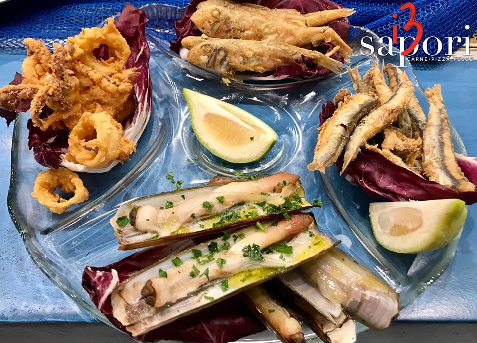 ristorante di pesce crudo catania