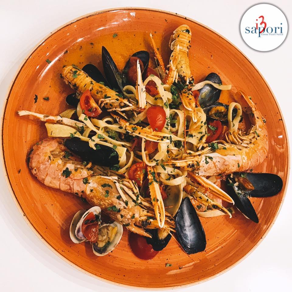 primi piatti di pesce catania