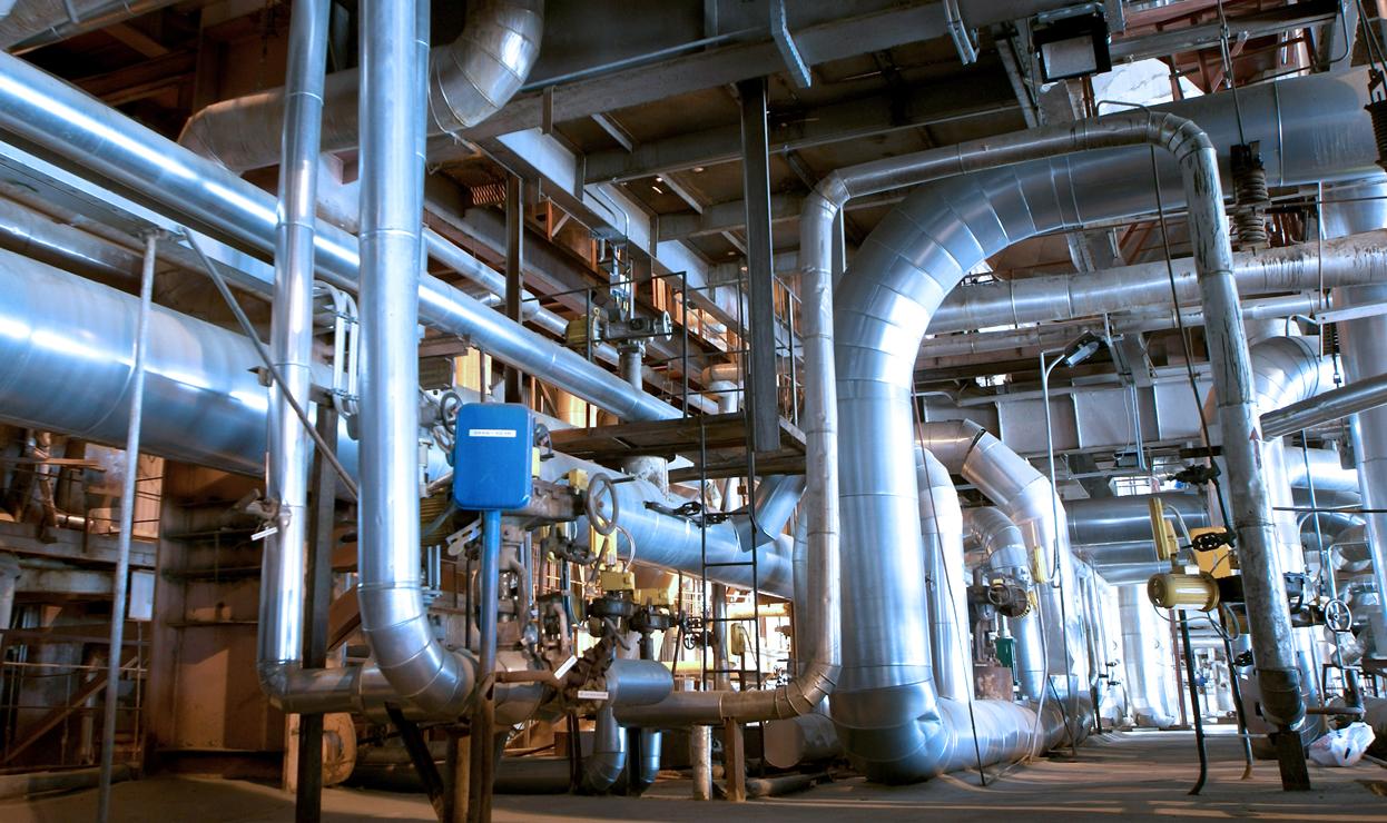 Impianti Industriali Villotta di Chions Pordenone