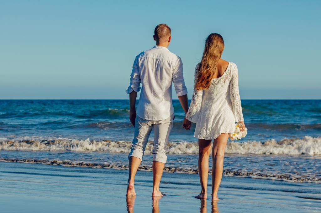lista viaggio di nozze
