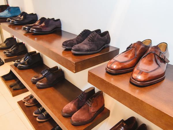 scarpe da uomo taranto