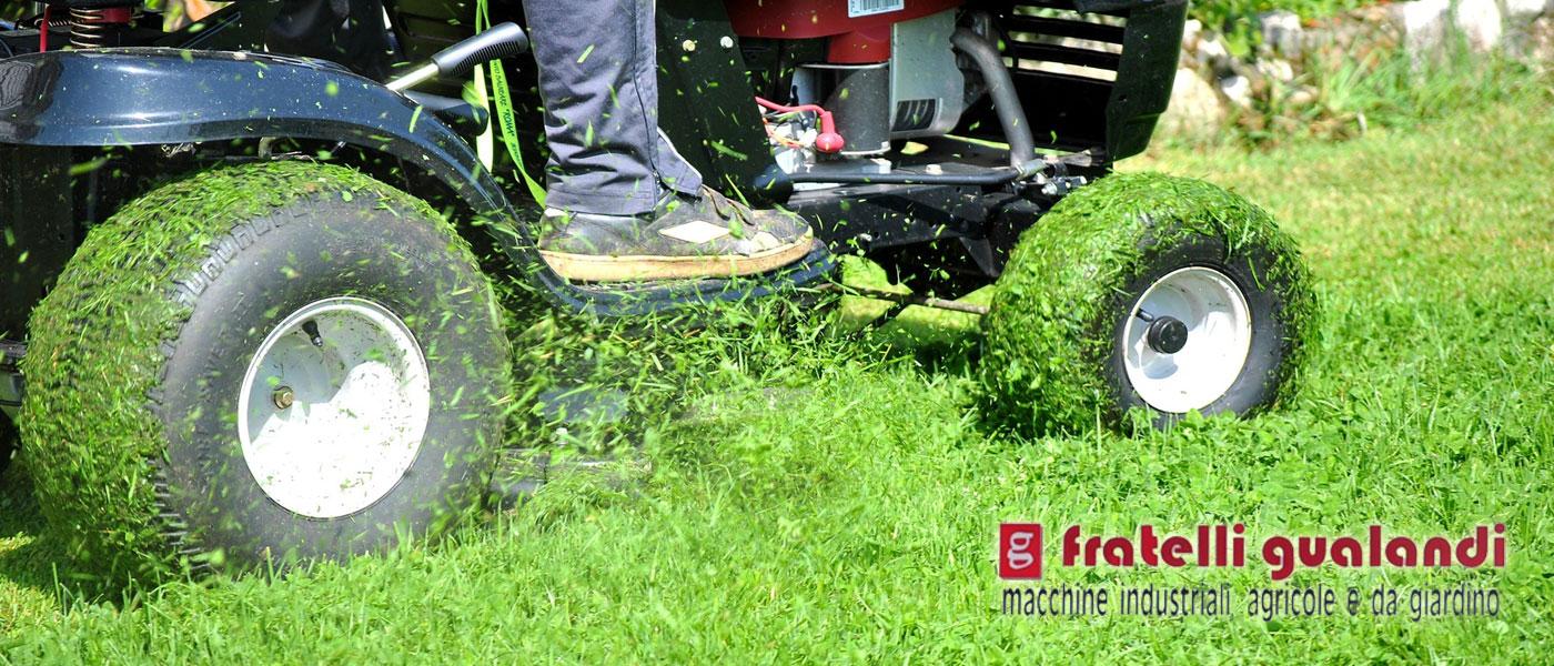 Assistenza tecnica macchine agricole