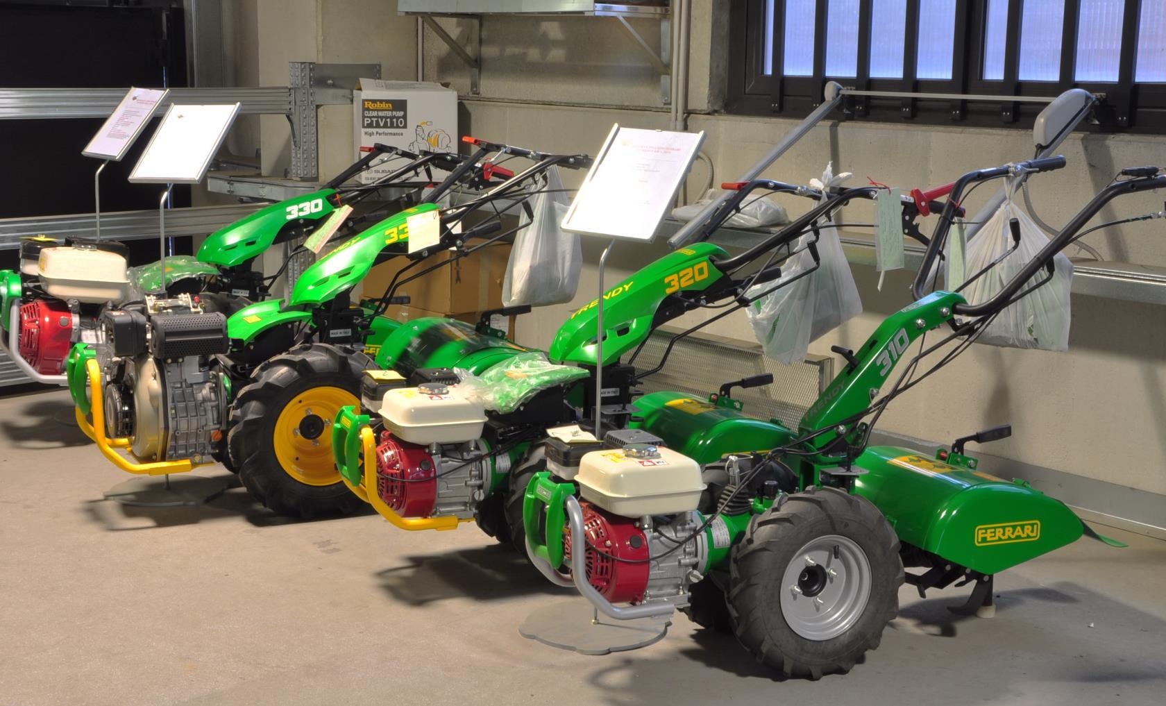 Macchine agricole Rivoli Torino