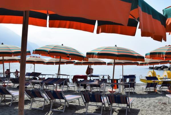 stabilimento balneare attrezzato Monterosso
