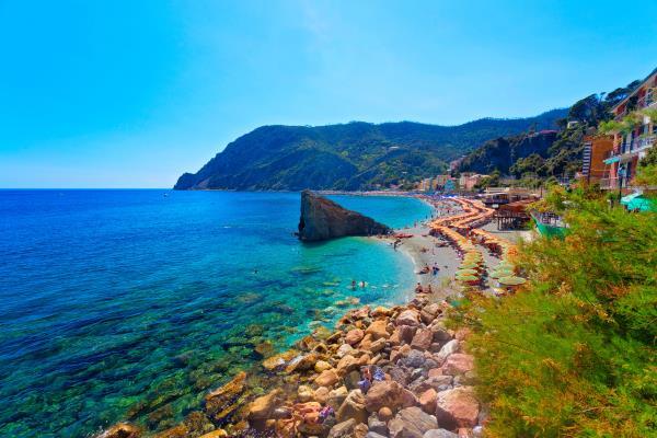 beach bar monterosso