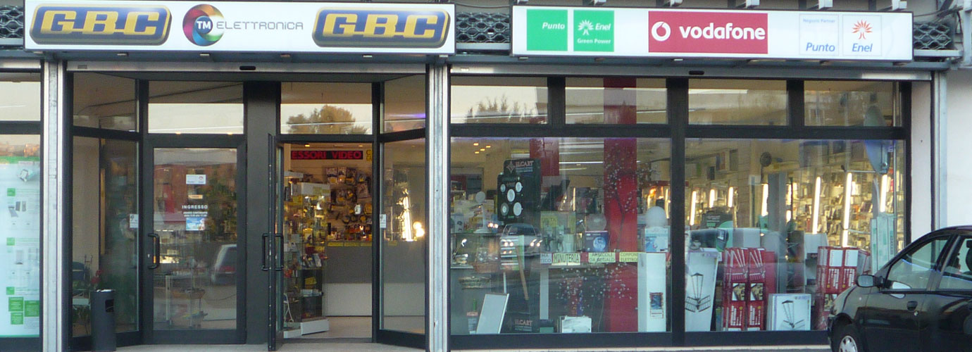 GBC Electronic Store