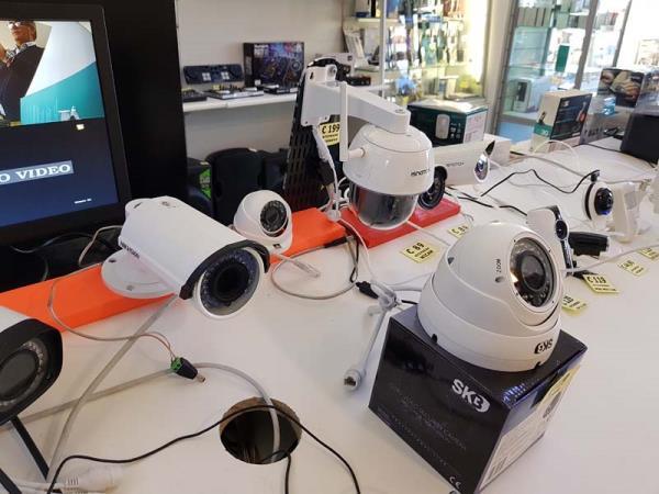 Impianti di sicurezza e videosorveglianza