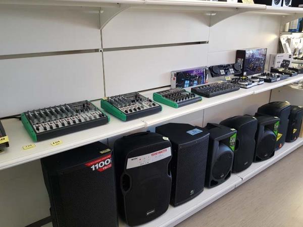 Hi-fi, casse audio, amplificatori