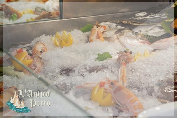 ristorante l'antico porto roma prati