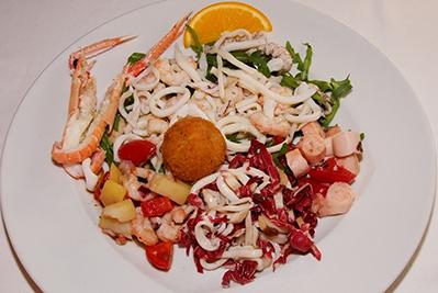 ristorante cucina di pesce roma prati