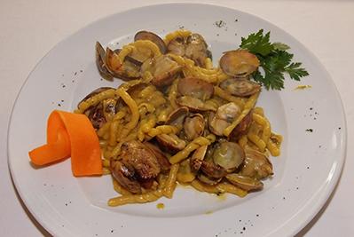 primi di pesce roma prati