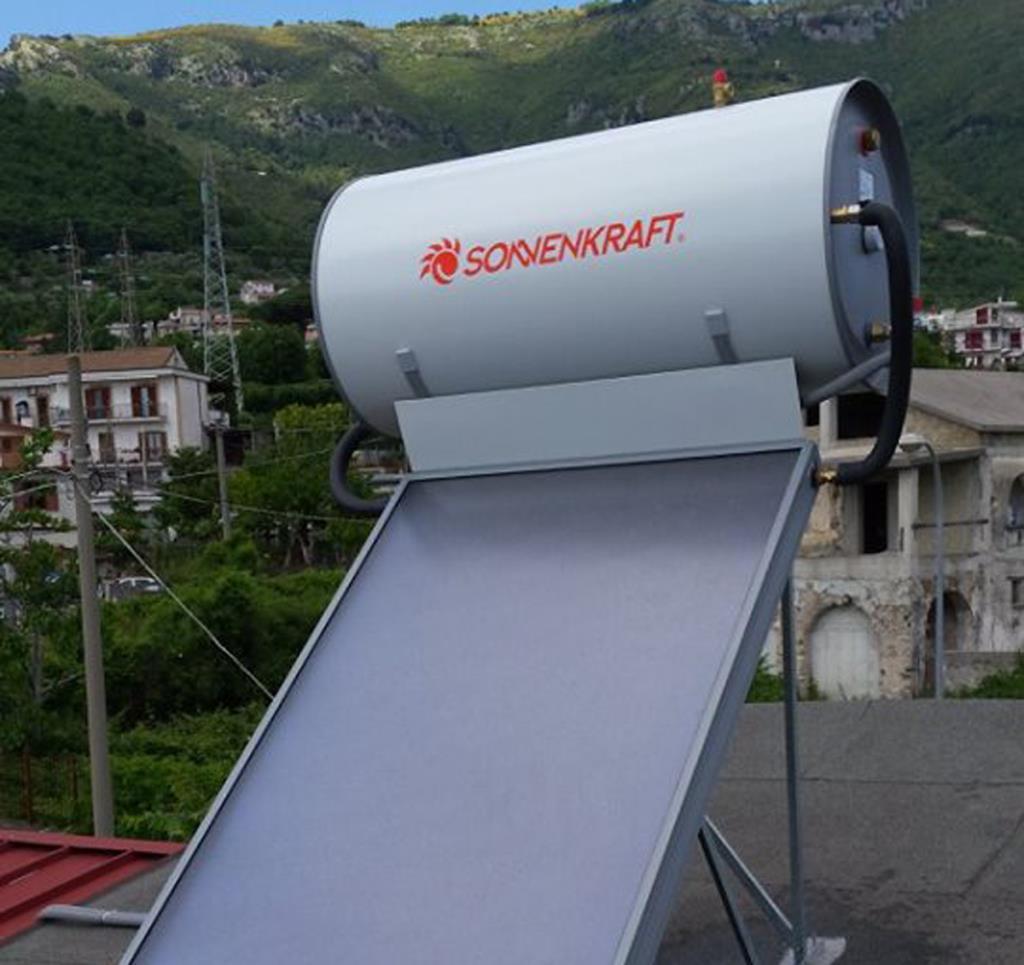 Pannelli Solari Idraulica Sud a Salerno