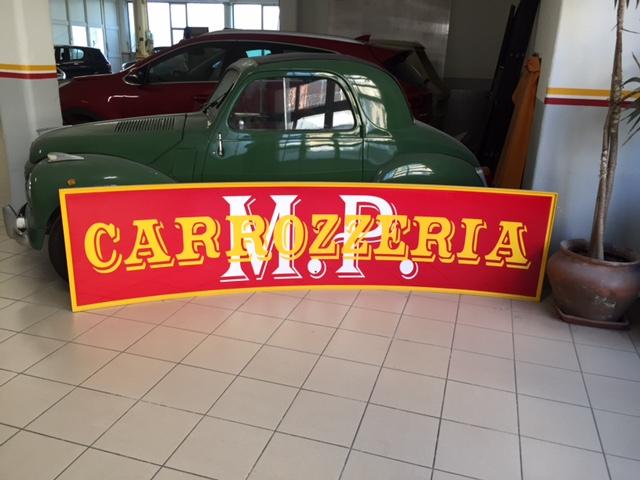 Carrozzeria M.P. Carrozzeria a Casorate Sempione Varese