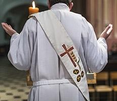 Abbligliamento ecclesiastico roma comandini