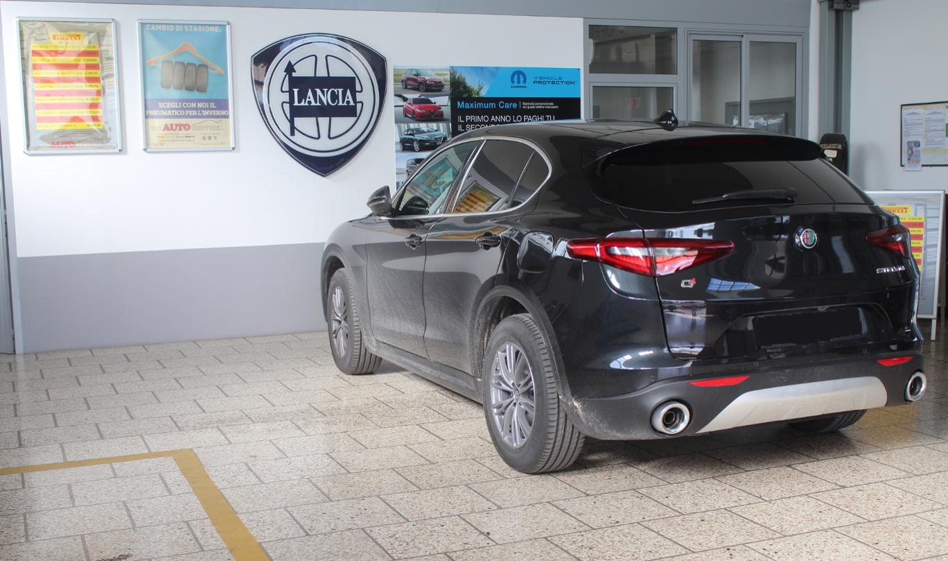 Officina Autorizzata Lancia MC Auto Service a Lecce