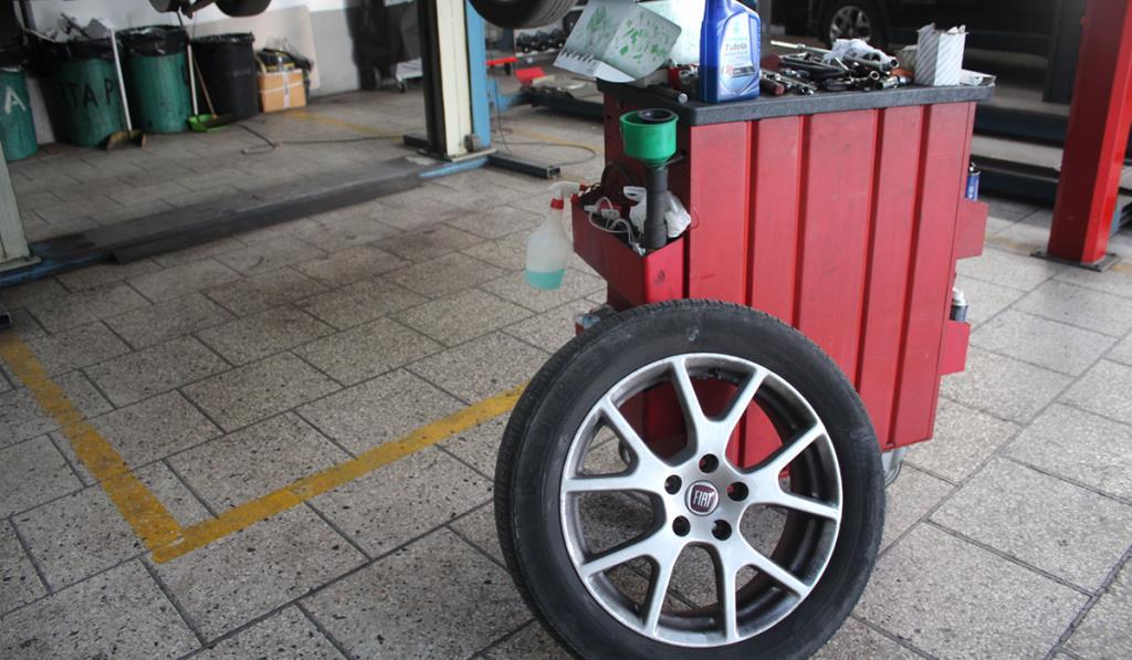 Cerchi in Lega MC Auto Service a Lecce
