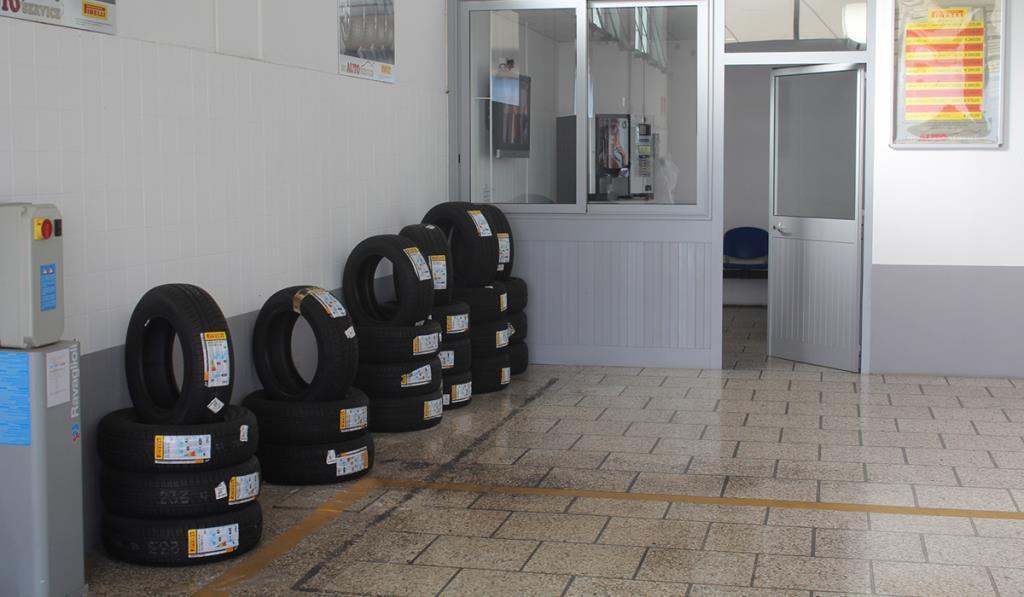 Pneumatici MC Auto Service a Lecce