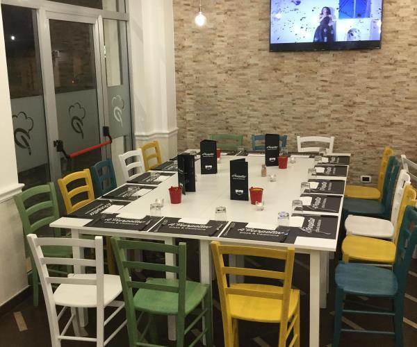 Ristorante Pizzeria A