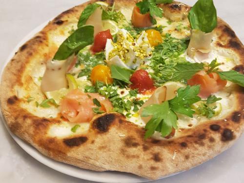Pizza oceano - Pizzeria - Ristorante CIAK BY KANDISKY (PA)