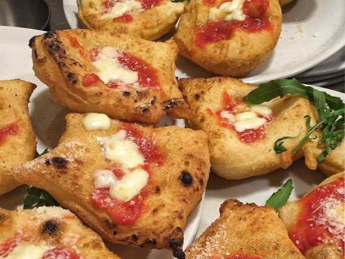 Pizzette fritte - Pizzeria -  Ristorante CIAK BY KANDISKY (PA)