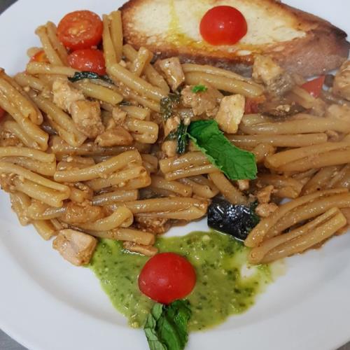 Primo di pesce - Pizzeria -  Ristorante CIAK BY KANDISKY (PA)