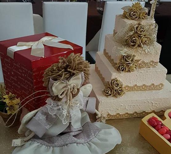 Torta Matrimonio Magicomò a San Cipriano Picentino Salerno