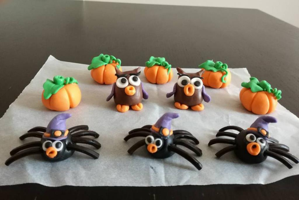 Decorazioni per Halloween Magicomò a San Cipriano Picentino Salerno