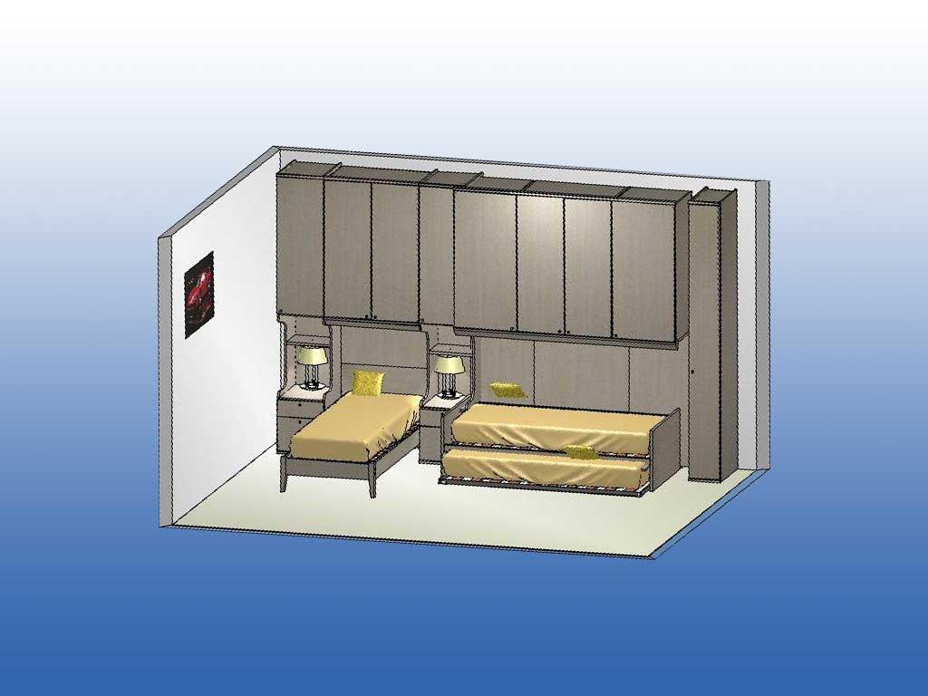 pavoncello mobili roma  Progettazione