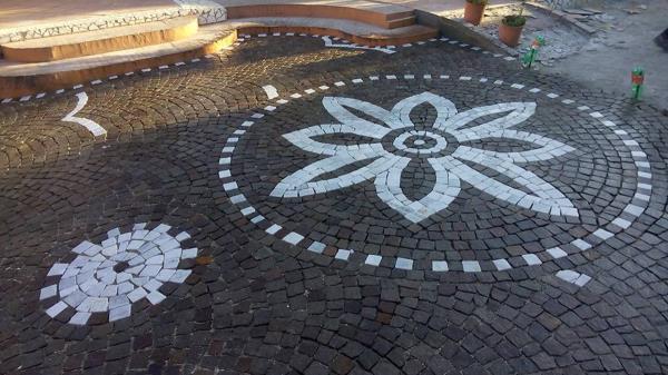 Pavimentazione di Esterni DF Pavimentazioni a Roccapiemonte Salerno